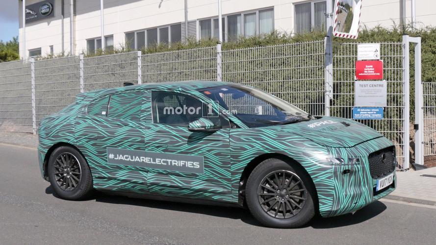 Dernières mises au point pour le Jaguar I-Pace
