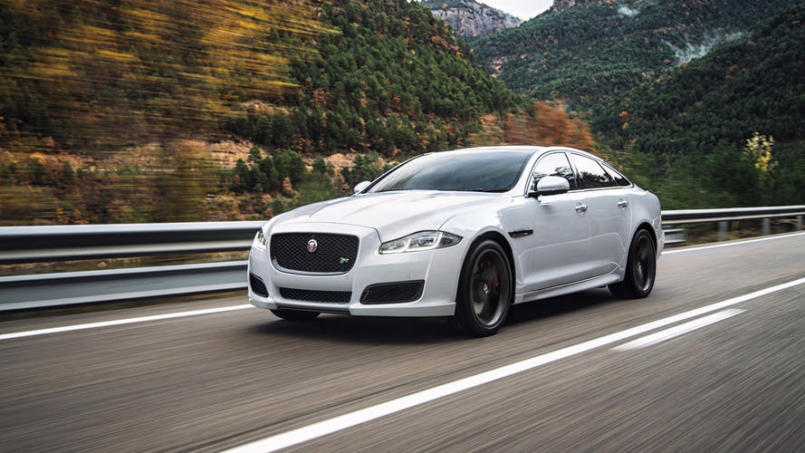 Titokzatos XJ modellt mutat be Goodwoodban a Jaguar