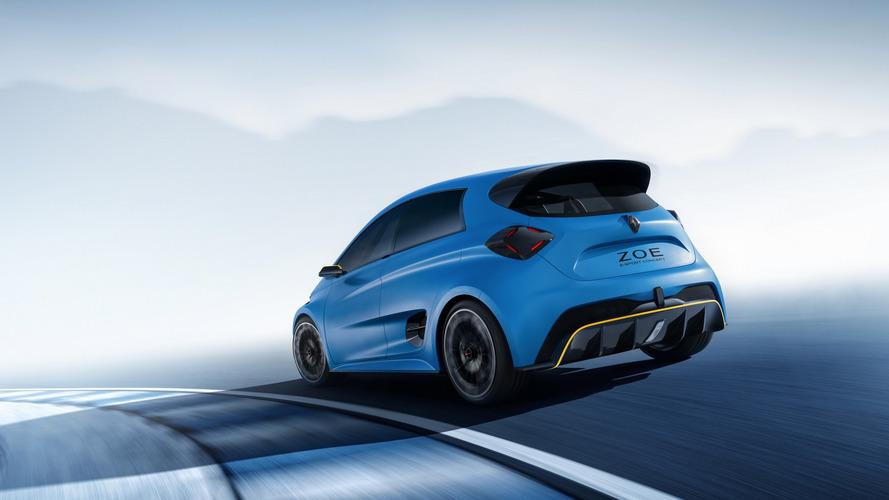 El Renault ZOE R.S. podría hacerse realidad