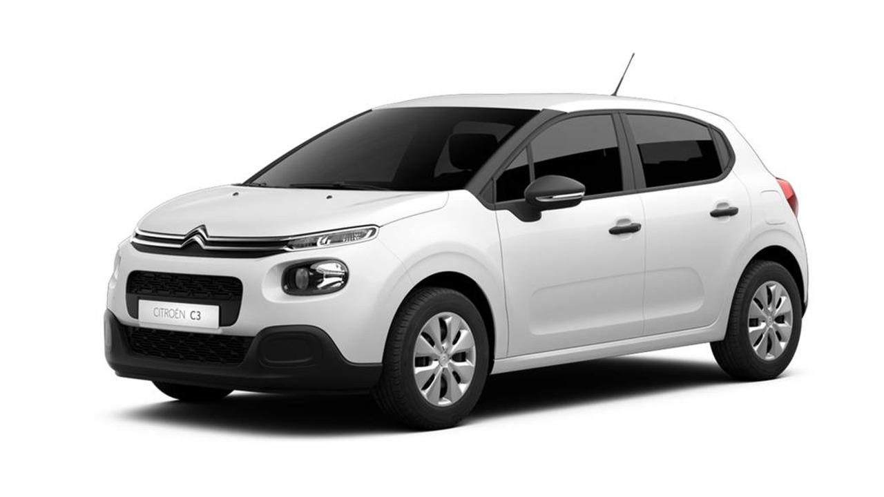 Citroën C3 Comercial 2017