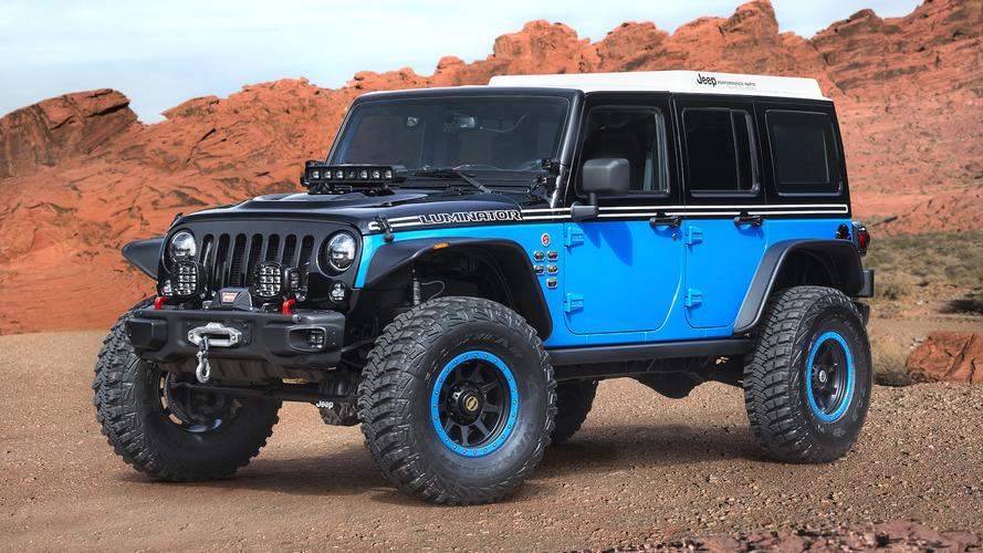 Jeep, 7 Easter Safari konsepti tanıttı