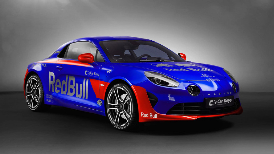 Les Formule 1 imaginées en voitures de série