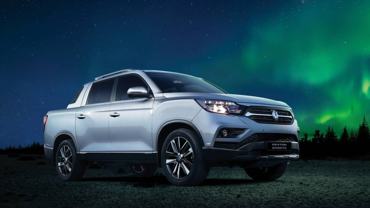 SsangYong Musso (Rexton Sports)