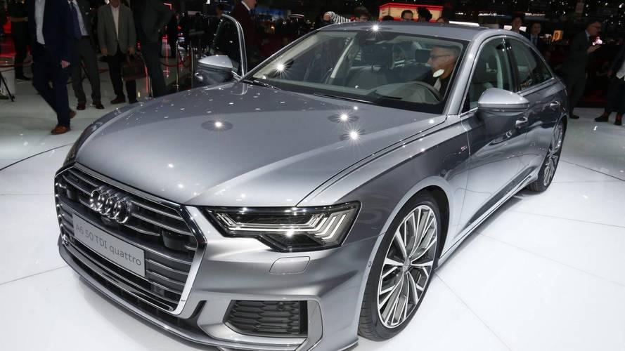Novo Audi A6 - Ao vivo em Genebra