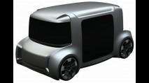 Le Volkswagen del futuro, i bozzetti 014