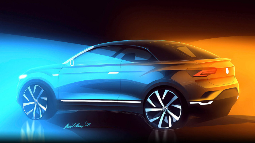 Volkswagen gives green light to convertible T-Roc