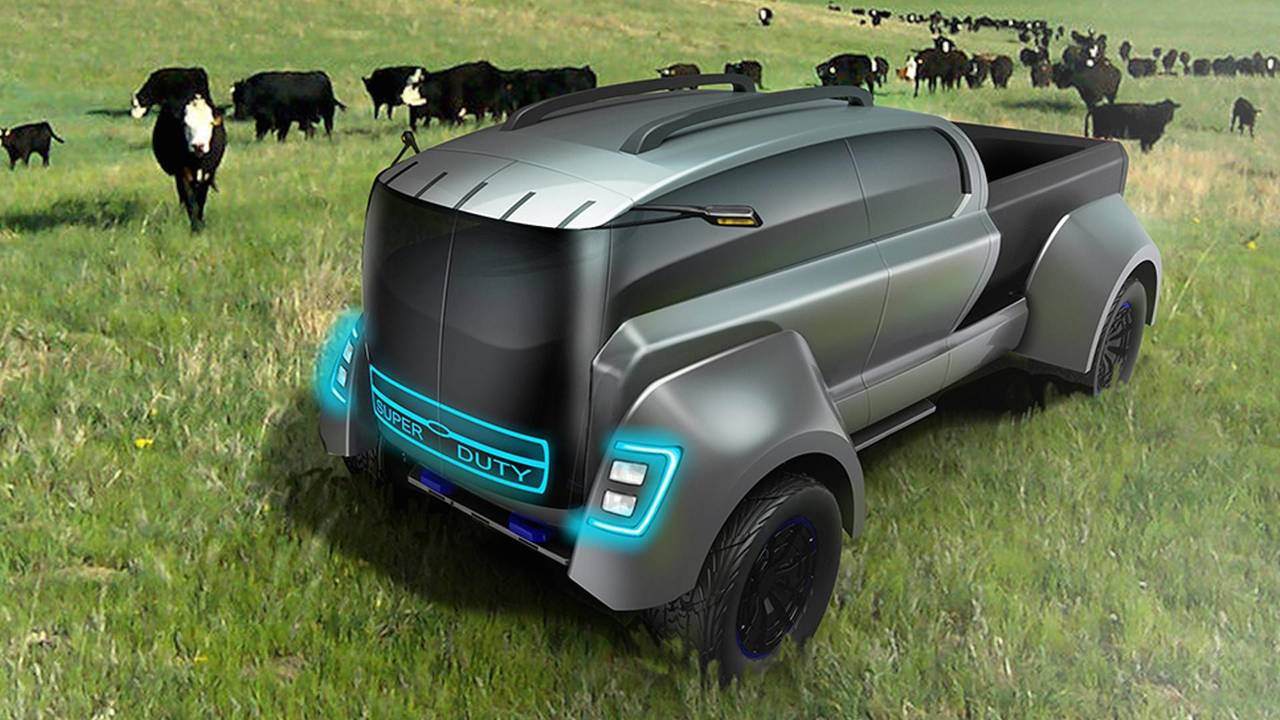 2050 Ford Super Duty