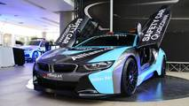Qualcomm BMW i8 Coupé Safety Car
