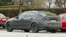 BMW PAS spy photos winter testing