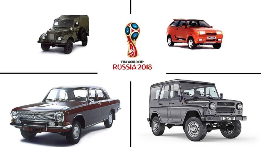 15 coches de la URSS, porque el fútbol no lo es todo