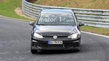 Volkswagen Golf 8 casus fotoğraflar