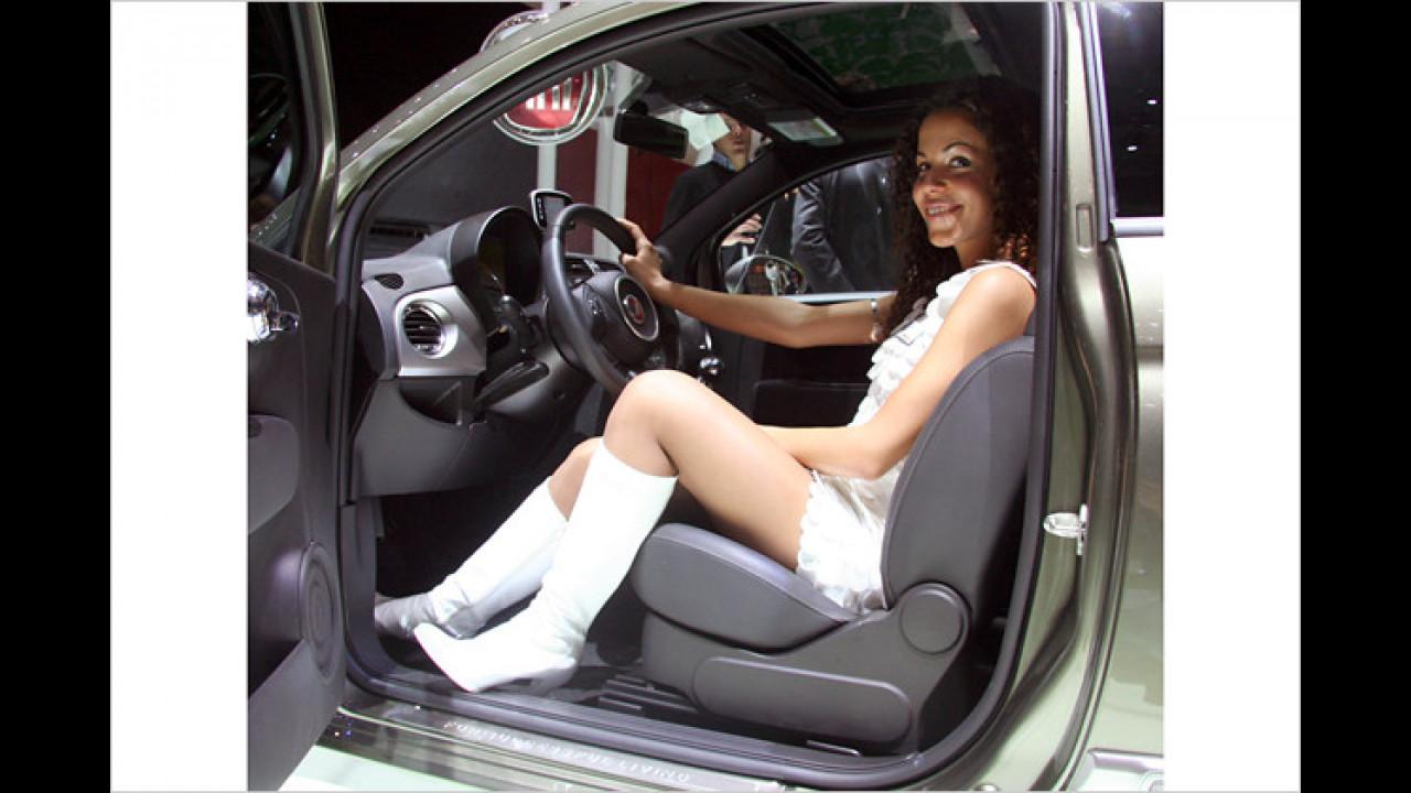 Darf man mit hochhackigen Stiefeln überhaupt Auto fahren?