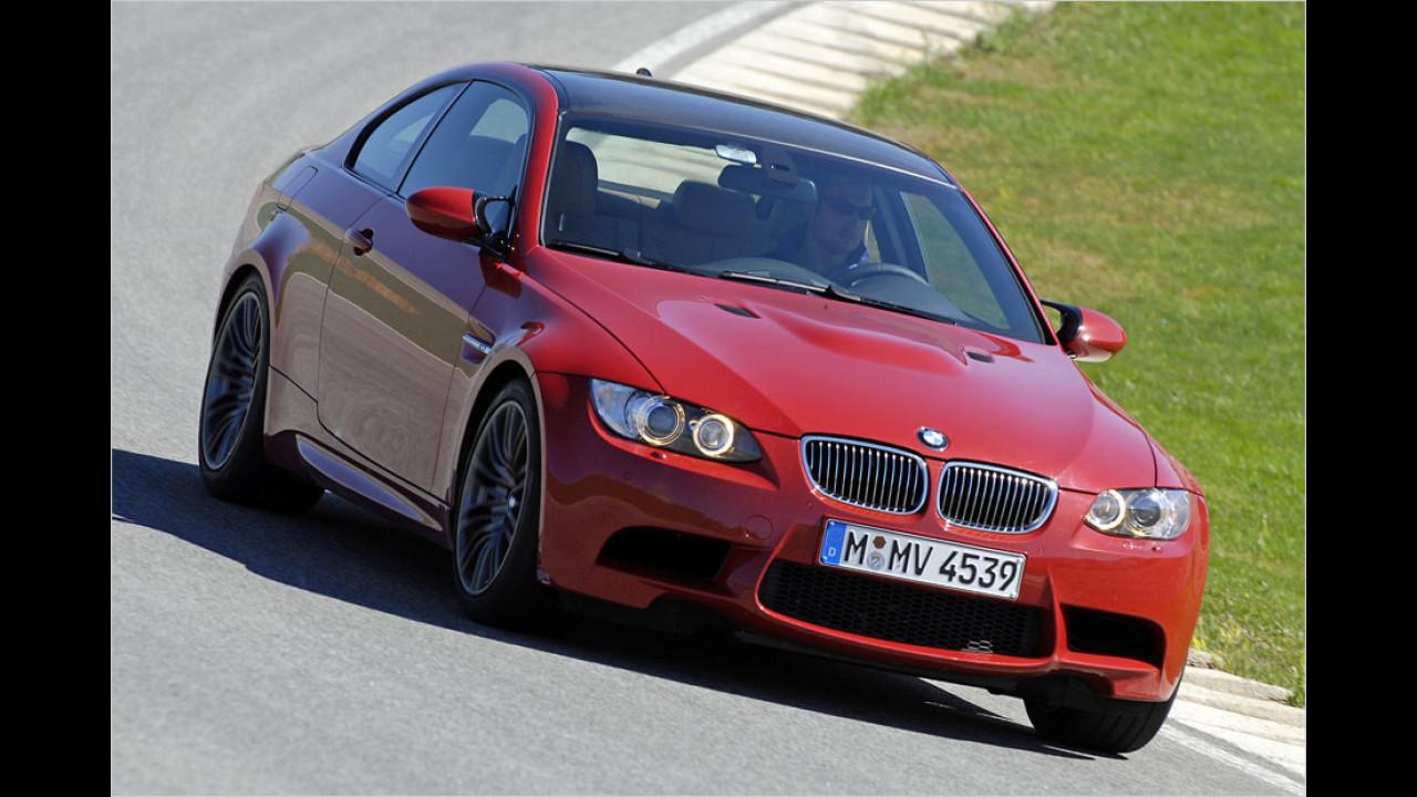 BMW M3 (E92). Horst von Saurma, 2007