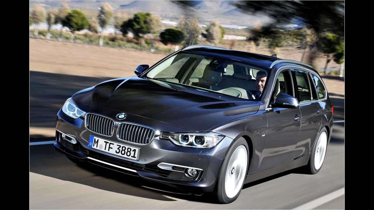 Neuer BMW 3er Touring