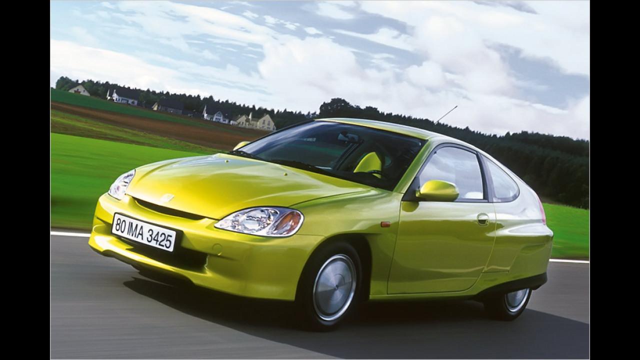 Honda Insight (Gesamtsieger 2000)