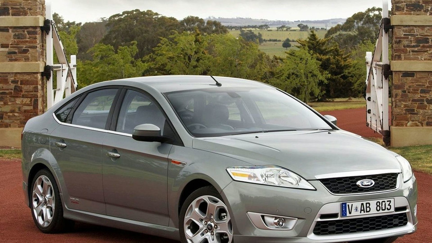 Ford Mondeo XR5 Turbo Launched in Sydney