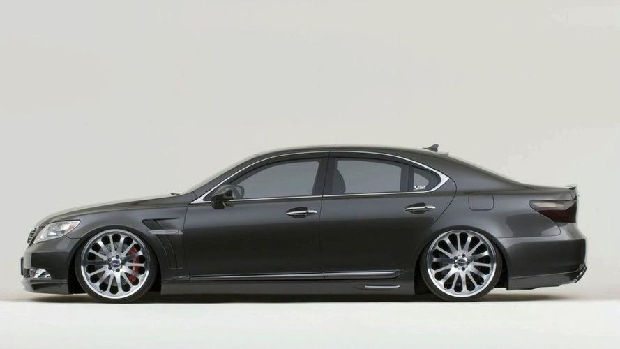 Lexus LS 460 by VIP Auto Salon