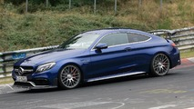 Mercedes-AMG C63 R Coupe Casus Fotoğrafları