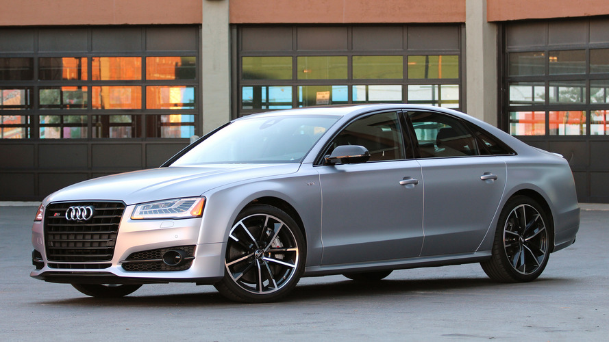 Review: 2016 Audi S8 Plus
