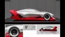 Audi Eins Concept by Peter Semenov