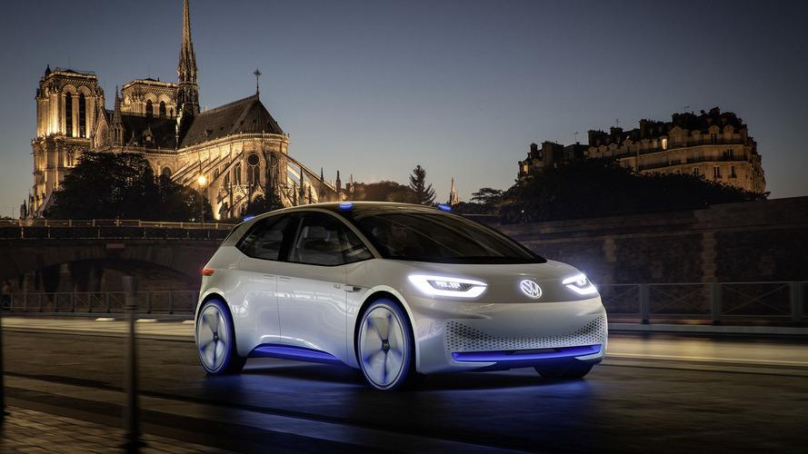 Volkswagen I.D konsepti geleceği işaret ediyor