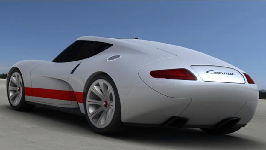 Porsche Carma Concept