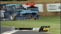 Goodwood Festival of Speed 2014 - Gli incidenti