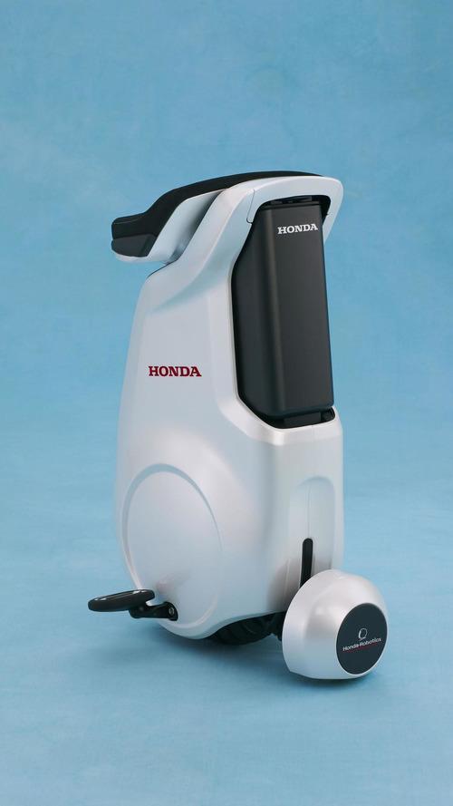 Honda UNI-CUB unveiled [video]