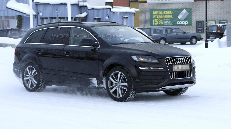 Next-gen Audi Q7 to lose about 800 lbs - report