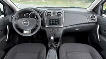 2013 Dacia Logan leaked photo - low res - 17.9.2012