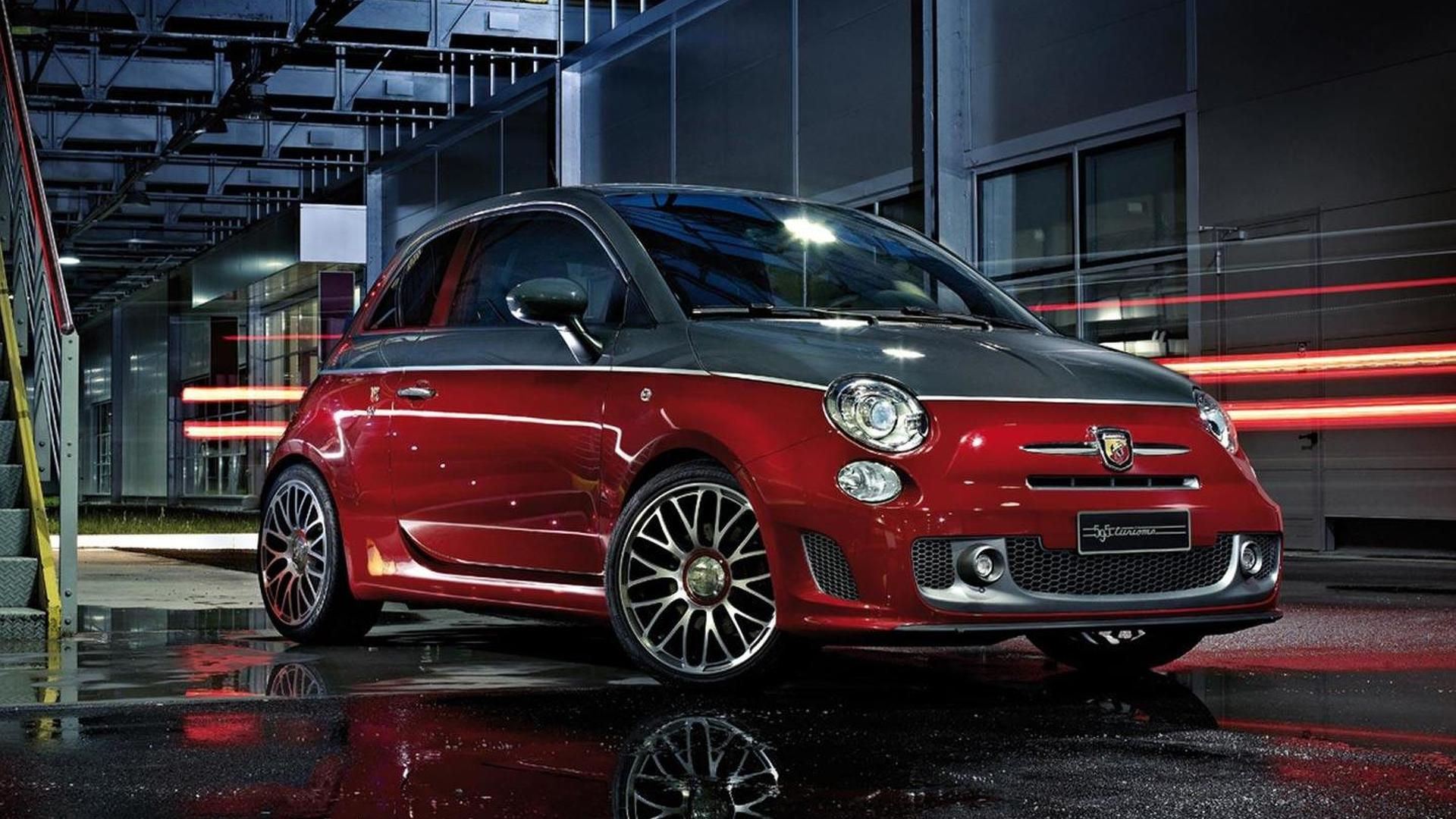 Fiat Abarth Decals