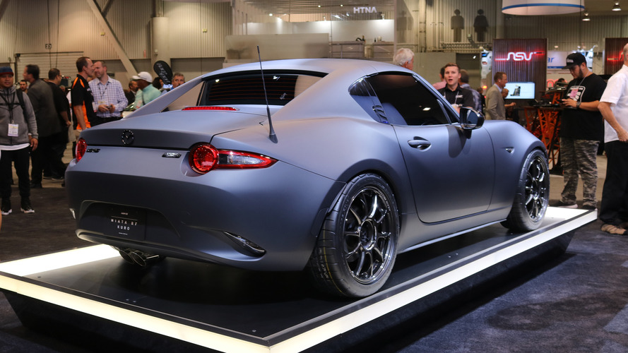 mazda mx 5 miata concepts bring more speed less weight to. Black Bedroom Furniture Sets. Home Design Ideas