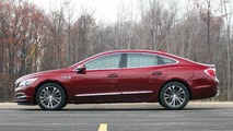 2017 Buick LaCrosse: Review