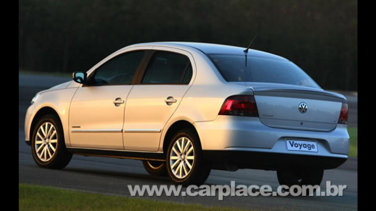 Recall: VW convoca Fox, Novo Gol e Voyage 1.0 devido a problema no freio