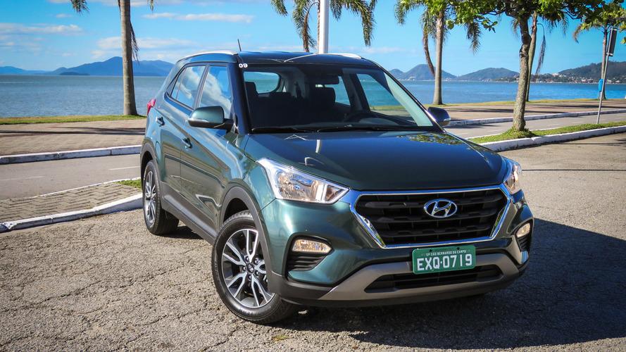 Hyundai Creta terá promoção