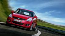Suzuki Swift 3p 2017 rojo