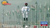 India Republic Day Motorcycle Stunt
