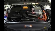Fusion Hybrid 2017 reestilizado aparece pela 1ª vez durante a