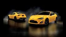 Amarelou! Toyota GT86 ganha inusitada edição Yellow Limited