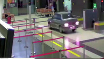 Russian airport rampage