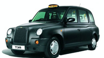 New British Built TX4 Taxi World Launch