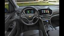 Salão de Detroit: mais elegante, Volt 2016 tem autonomia de 640 km