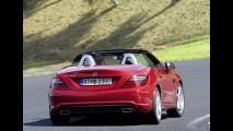 Mercedes revela oficialmente a nova SLK 2012 - Veja galeria de fotos