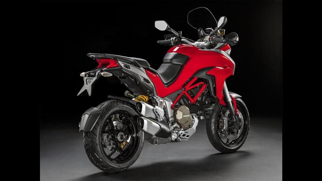 Salão de Milão: Ducati apresenta Multistrada 1200 2015
