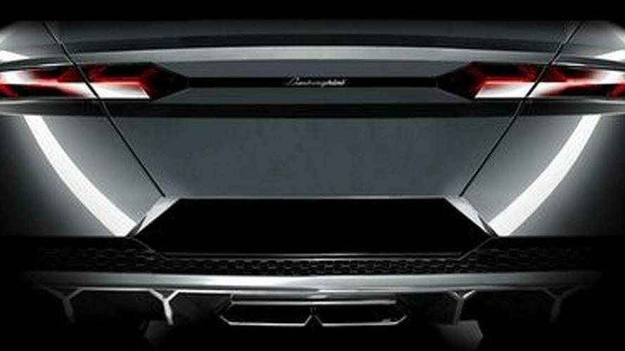 SPECULATION: Lamborghini Estoque Name Uncovered - 4-Door Concept Teasers Merged