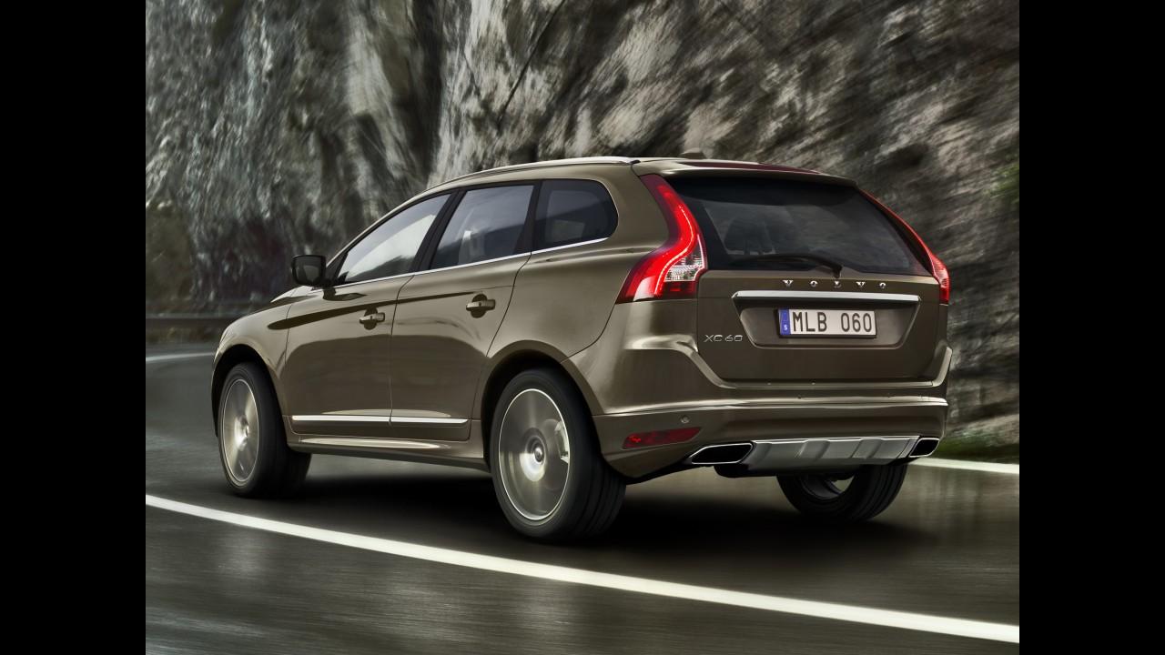 Volvo já vende XC60 reestilizado no Brasil por R$ 154.950