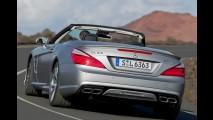 Salão do Automóvel: Mercedes faz lançamento dos novos SL 350 e SL 63 AMG