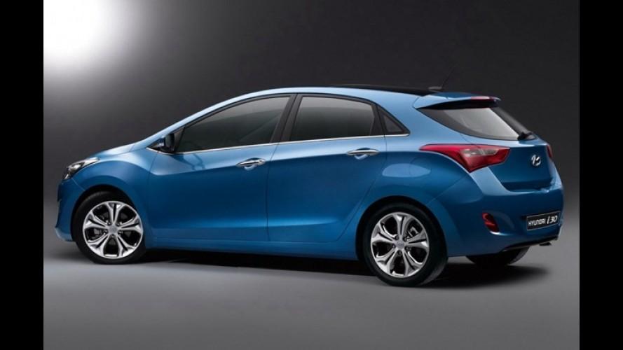 Novo Hyundai i30 é lançado no Chile - Preços começam em R$ 40.985,00