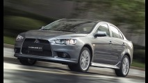 Agora nacional, Lancer será sucedido por sedã com base Renault-Nissan