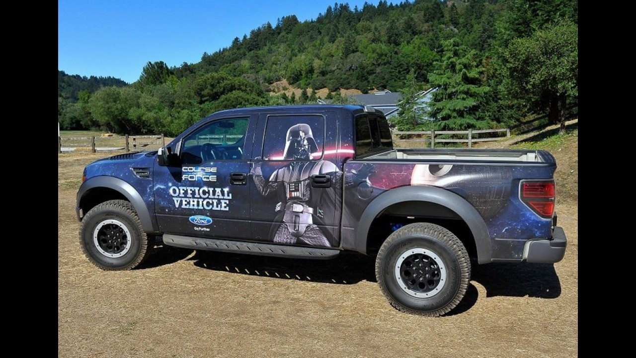 "Ford participa da Comic-Con com carros temáticos de ""Star Wars"""